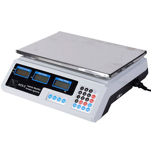 66 lb Digital Price Computing Scale