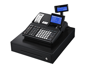 CASIO Cash Register SRS4000MC
