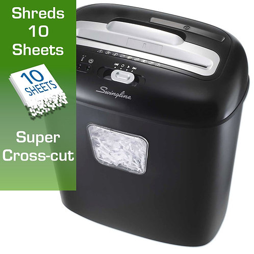 Swingline EX10-05 Shredder