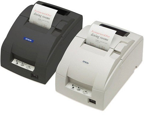 Receipt Printer EPSON TMU220D - usb