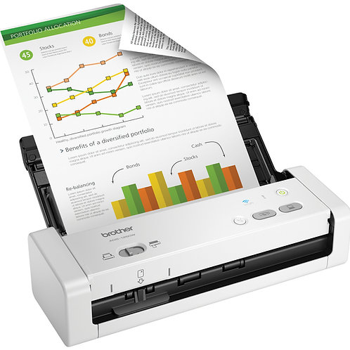 ADS1250w Wireless Document Scanner