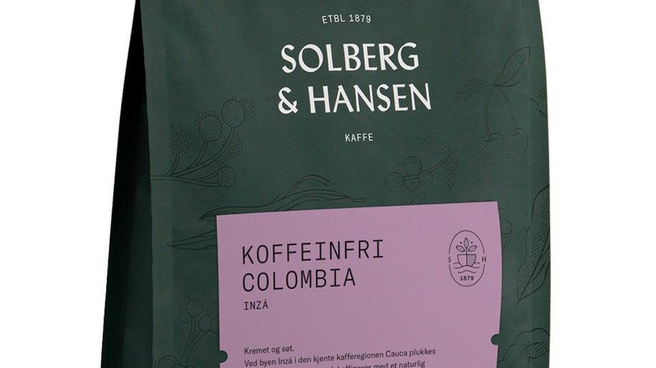 Koffeinfri Colombia