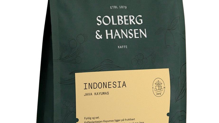 Indonesia- Java Kayumas