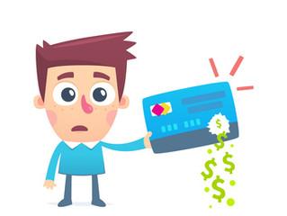 Danos Morais Erro no lançamento do Cartão de Crédito