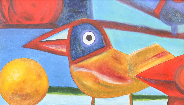 O passarinho