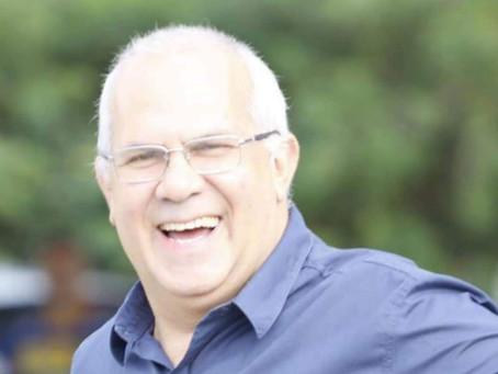 Faleceu Marcus Antônio Luiz da Silva aos 59 anos  após luta contra o câncer