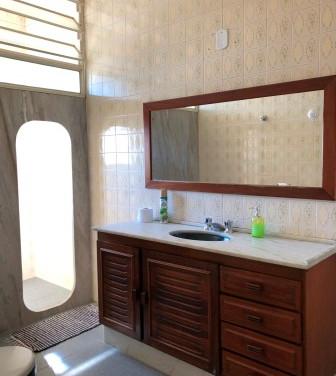 Banheiro da Suíte Manacá