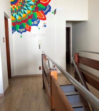 1º andar - acesso aos quartos