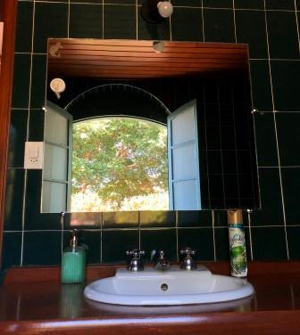 Banheiro da Suíte Lótus