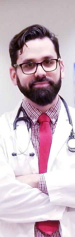 Dr. Damian A. Almiron Bonnin