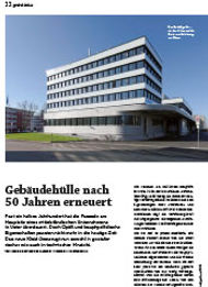 Publikation melliger&neugeboren architekten, Intelligent bauen 01/16
