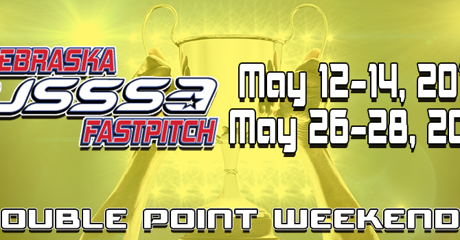 2017 Double Point Weekends