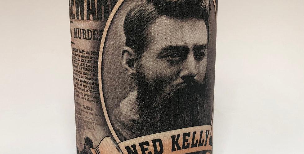 Ned Kelly 1854-1880 Stubby Holder