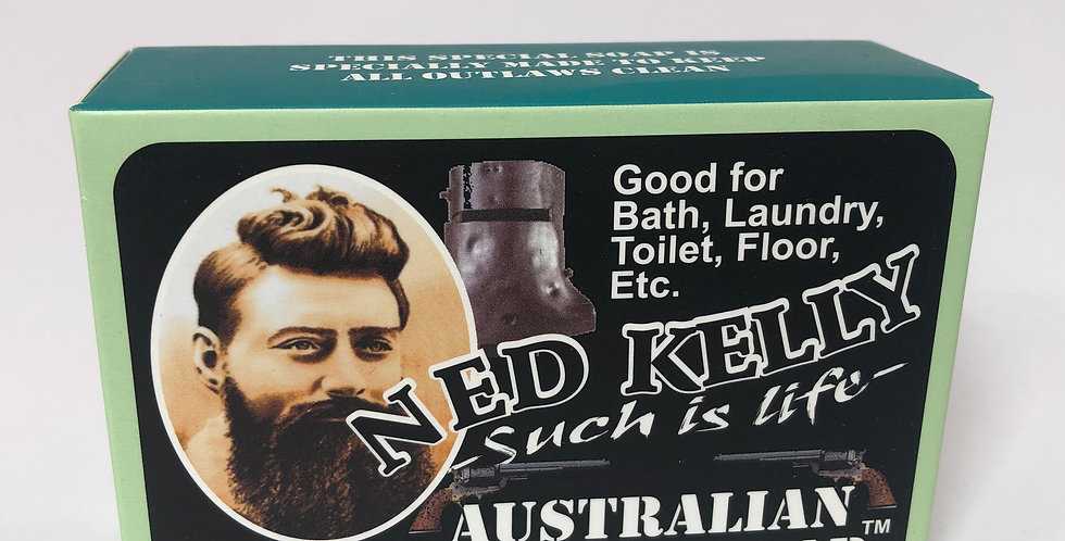"Ned Kelly ""Outlaw"" Soap"