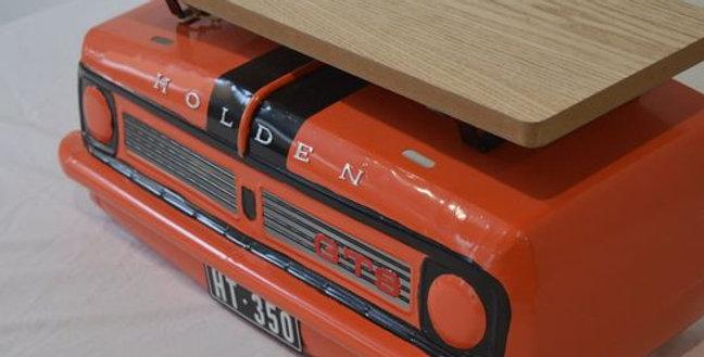 Handmade Holden GTS Shed Shelf