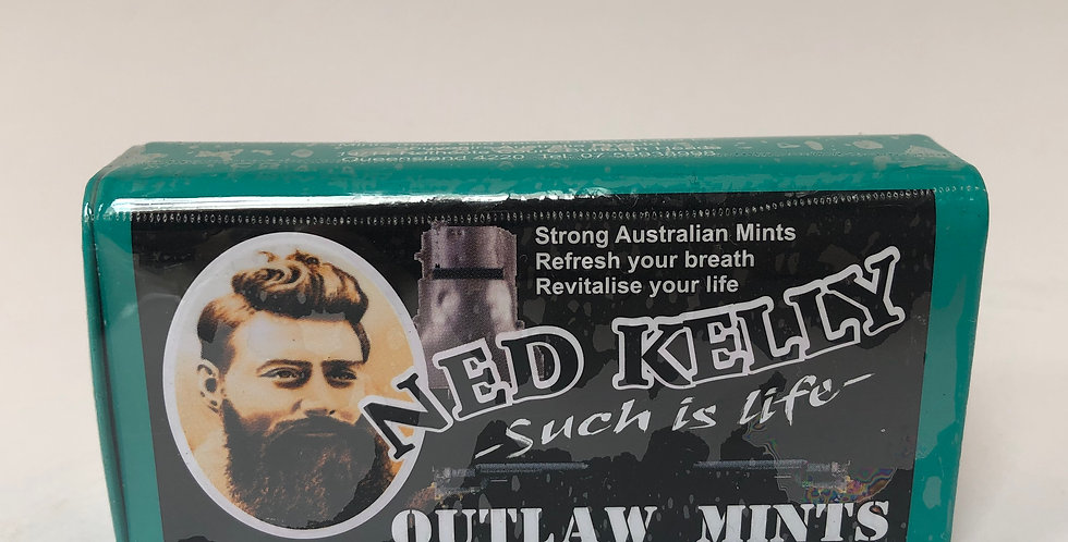 "Ned Kelly ""Outlaw"" Mints"