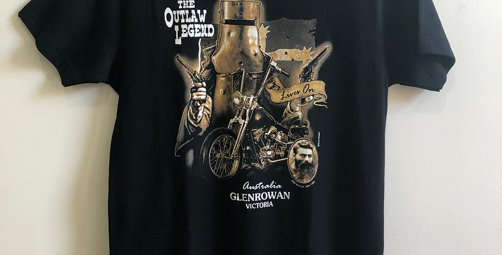 Ned Kelly Bike T-Shirt