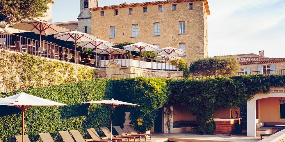 September 23-26, 2021 - Yoga Retreat in Provence, Crillon-Le-Brave