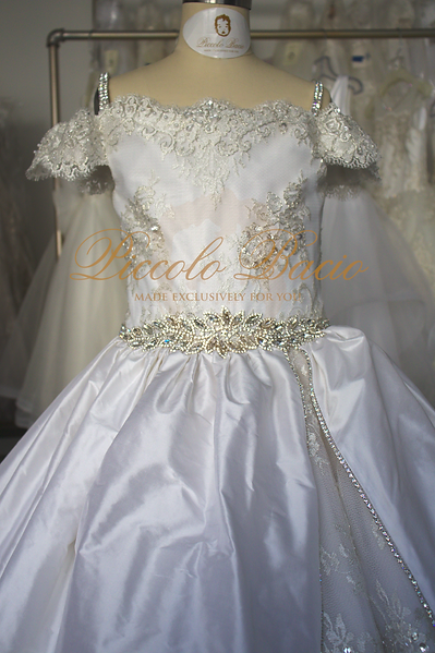 Tamara Prestige Communion Gown Dress Couture Exclusive