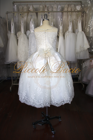 Communion dress, communion gown, white gown, first communion, designer gown, couture gown, couture dress, couture communion dress