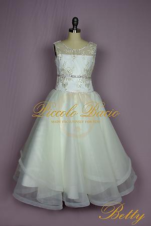 Communion dress, communion gown, white gown, first communion, designer gown, couture gown, couture dress, couture communion dress