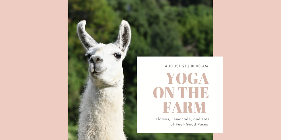 Yoga at Weeping Willow Farms