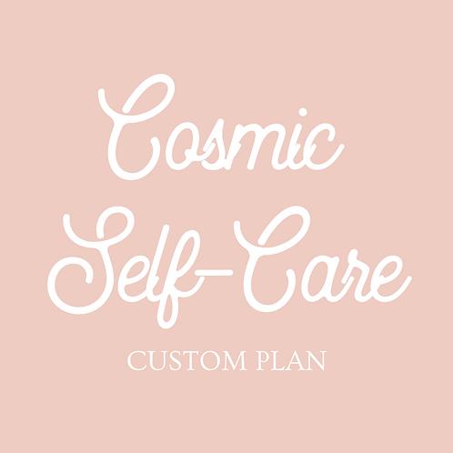 Cosmic Self-Care Plan