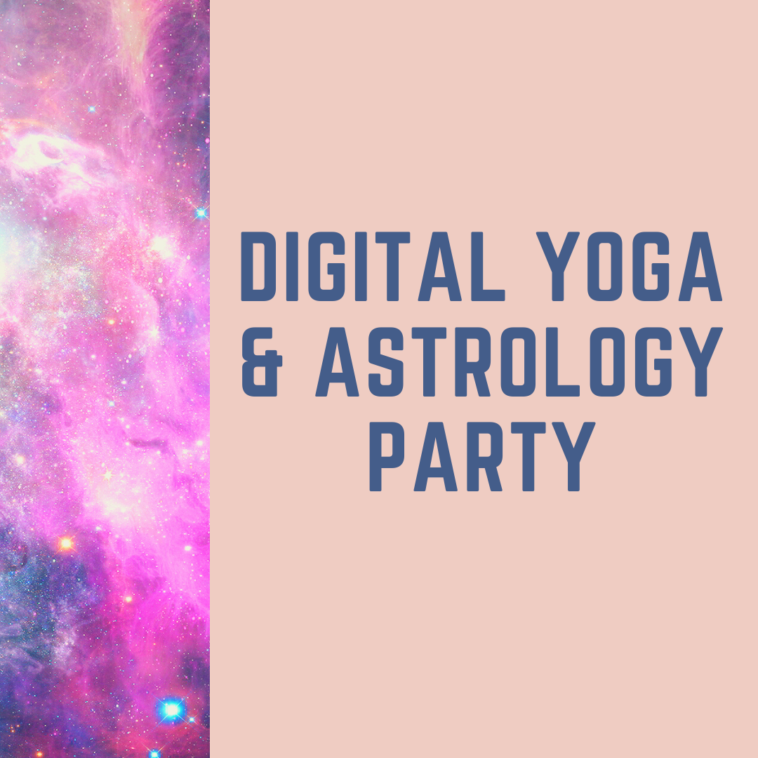 Yoga Class & Astrology Readings