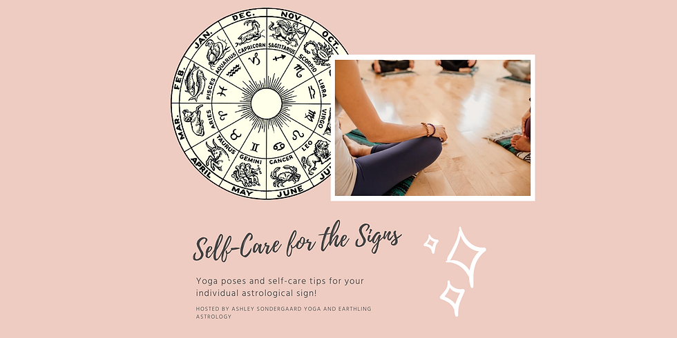 Self-Care for the Signs
