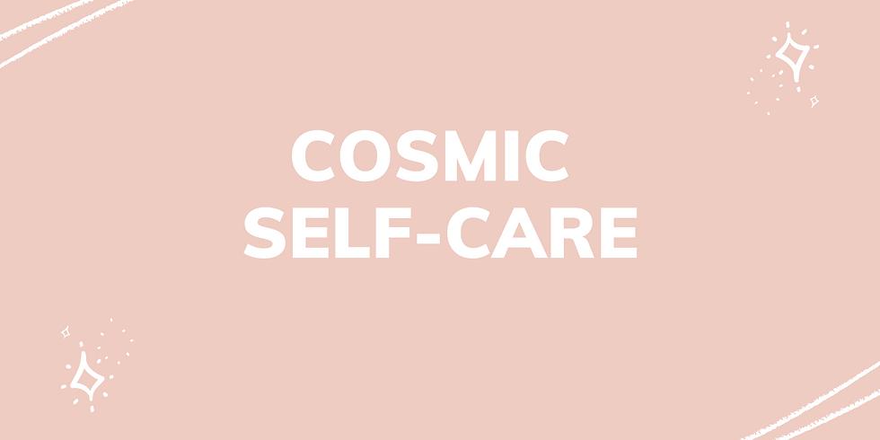 Cosmic Self-Care: Using Virgo Energy