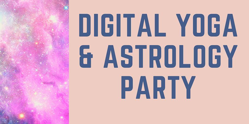 Private Yoga & Astrology Class: Kayla Hertel