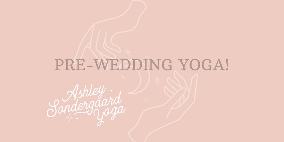 Pre-Wedding Yoga