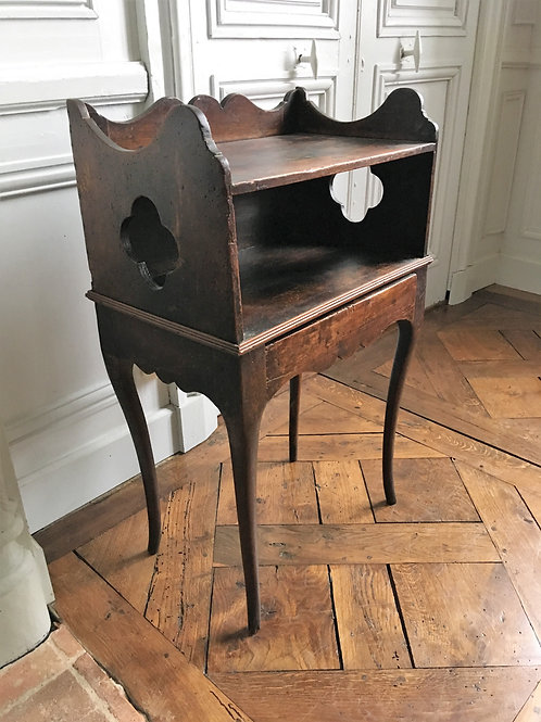 Table à encas époque Louis XV XVIIIe siècle