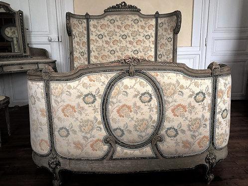 Lit Transition Louis XV Louis XVI époque XVIIIe siècle