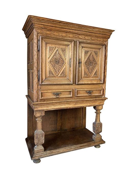 Cabinet Louis XIV du XVIIe siècle