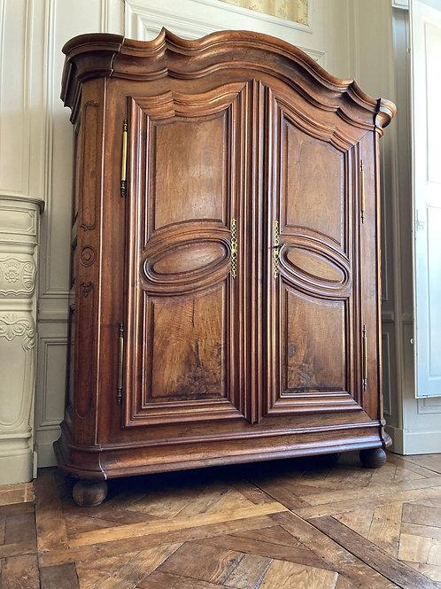 Armoire de boiserie époque Régence XVIIIe siècle