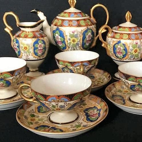Service à thé Japon