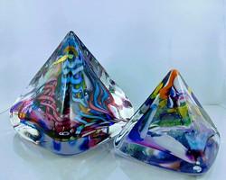 Multiverse pyramids