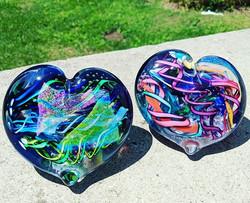 Large Multiverse Heart