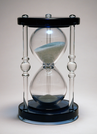 Hour Glass Urn