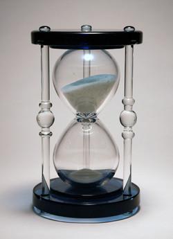 Hour Glass Urn