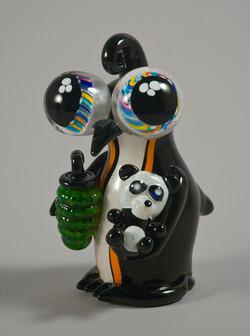 Grenade Panda Orange Stripe