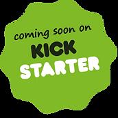 soon on kickstarter