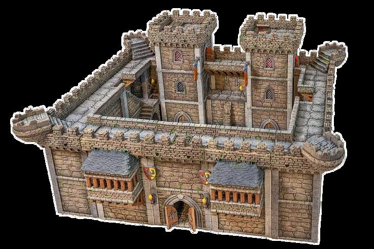 MODULAR FORTIFIED TOWER