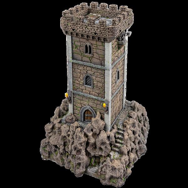 MINIATURE WATCHTOWER