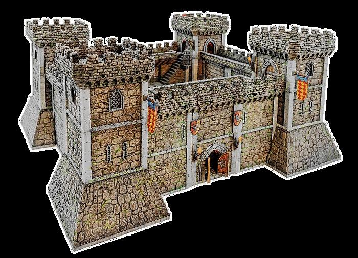 WARGAMES CASTLE FORT
