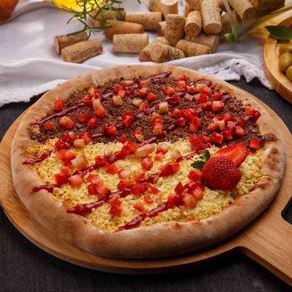 Pizza de Sensação e Sedução