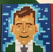 Alan Turing - 16-Bit