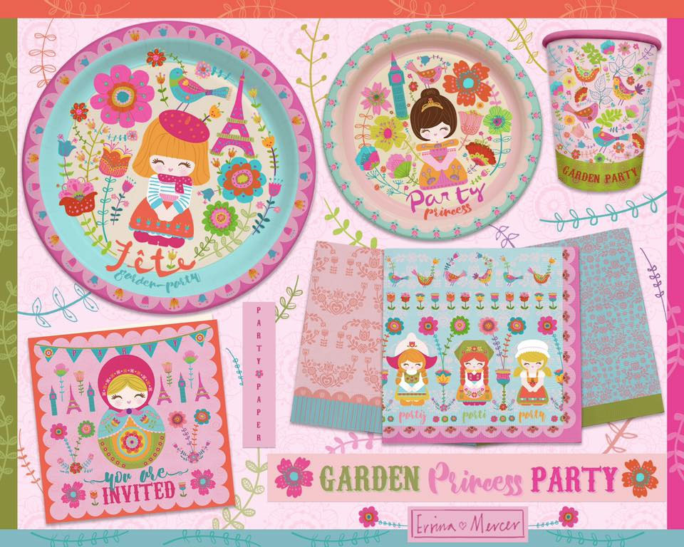 Garden-Princess-Party