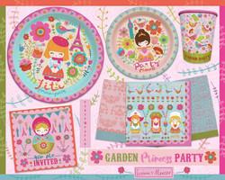 Garden-Princess-Party